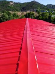 青岛钢结构屋面防水雨季施工要注意什么?