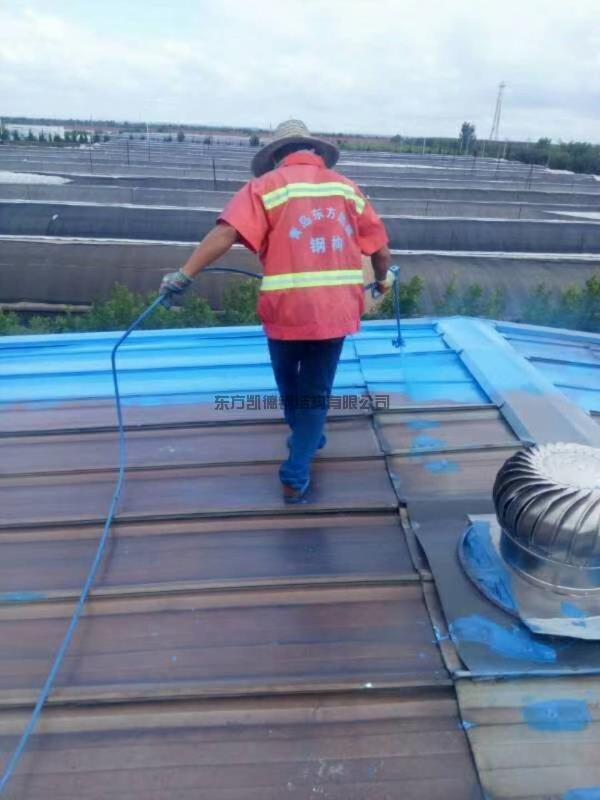 青岛钢结构防水