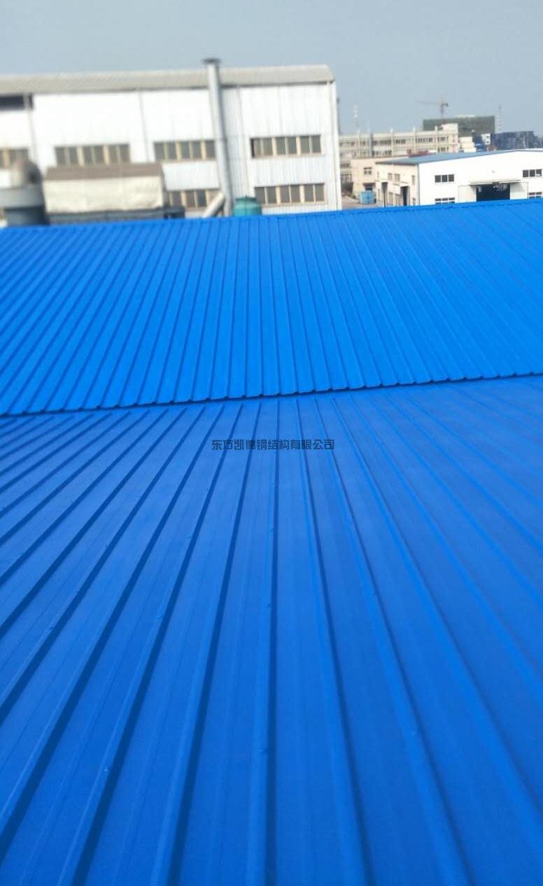 青岛金属屋面防腐,钢结构