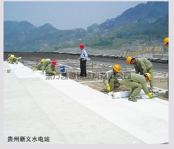 贵州新义水电站