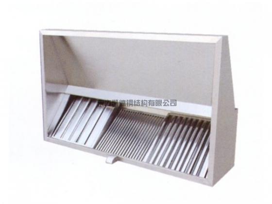不锈钢排烟罩系列
