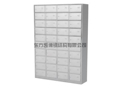 东方凯德不锈钢多格储物柜