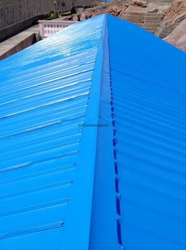 青岛钢构屋面防水防腐施工