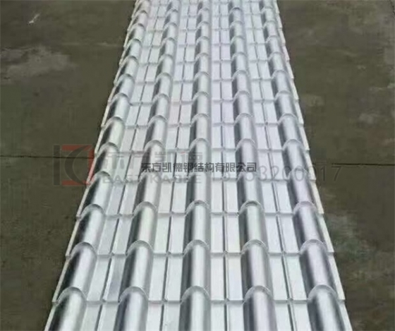 钢结构厂房防腐-防腐瓦