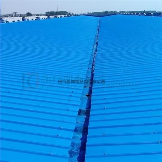 钢结构屋面防水-天沟保护涂料