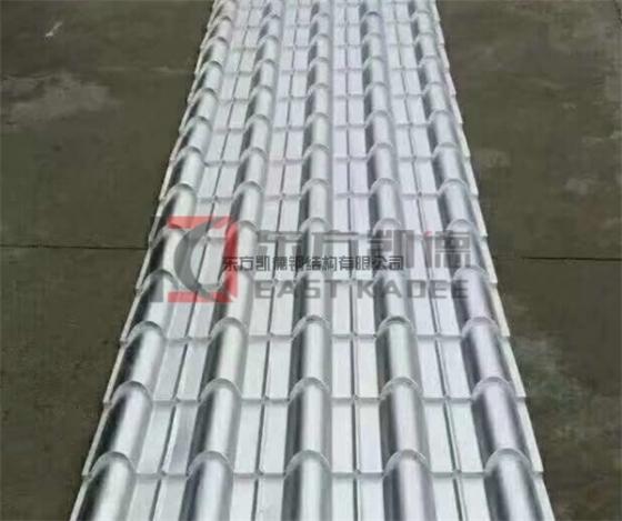 防腐瓦-反光隔热彩钢板