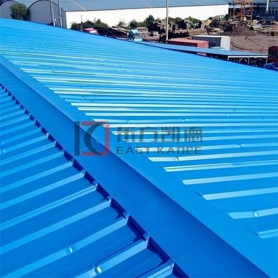 彩钢瓦防水-金属屋面防水系统