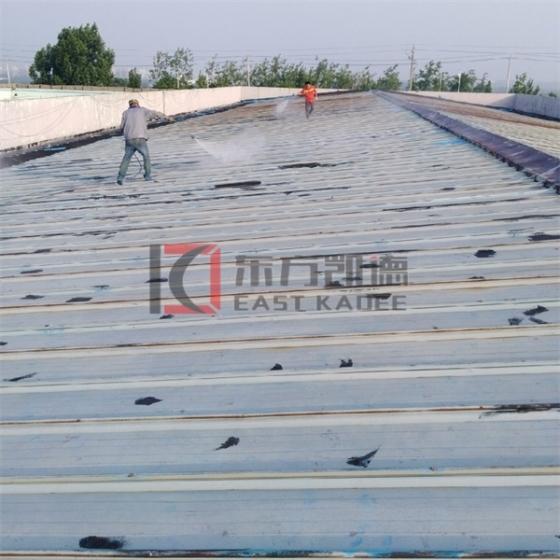 钢结构屋面防水-基层防水涂料