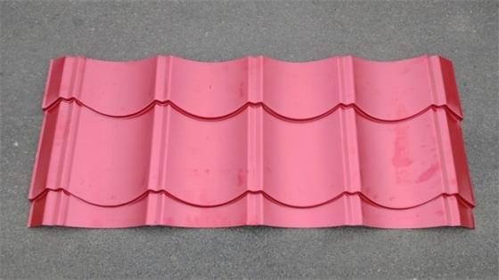 彩钢板-反光隔热耐酸板