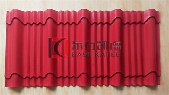 彩钢瓦屋顶-反光隔热耐酸板