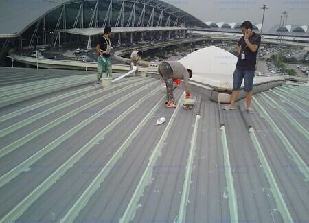 钢结构屋面防水防渗防漏的施工要点