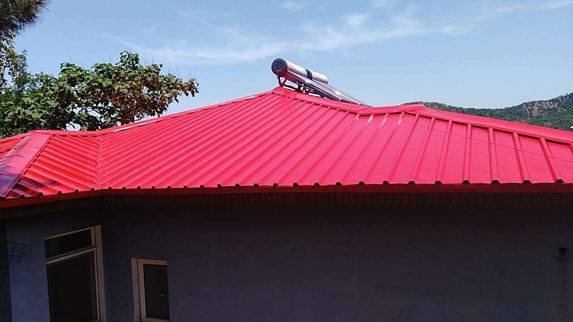 html  相关标签:钢结构屋面防腐         彩钢瓦屋面 防水 防腐 维修