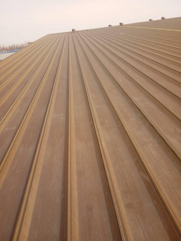 钢结构厂房防腐 彩钢瓦屋面防水
